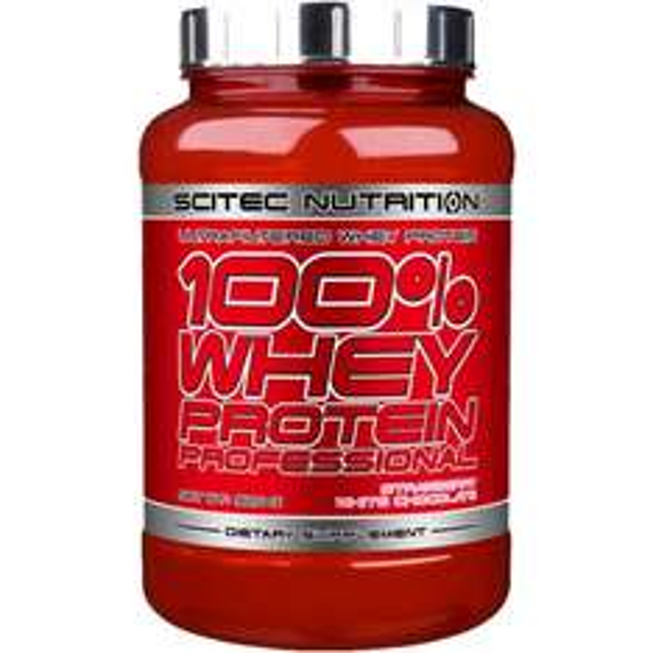 Scitec Nutrition Whey Protein Erdbeer-Weiße Schokolade 2350g Nur 25,46 Euro [Amazon Blitzangebot]