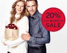 Fashion ID - 20% Rabatt auf bereits reduzierte Ware - rechtzeitige Lieferung zu Weihnachten