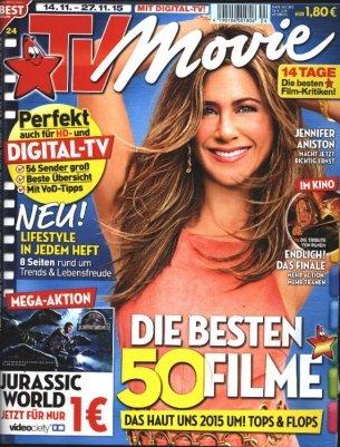 TV Movie Jahresabo für 2,20€ statt 57,20€
