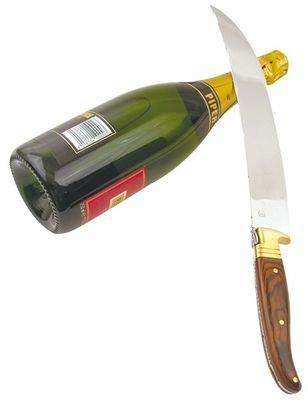 Laguiole Champagnersäbel zum sabrieren