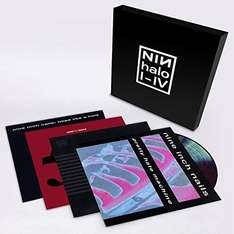 Nine Inch Nails - Halo I-IV Vinyl Box für ca. 72 euro bei Amazon.ca