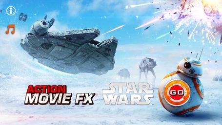 [iPhone/iPad] Action Movie FX inkl. 30% Rabatt auf STAR WARS Bundle im App Store