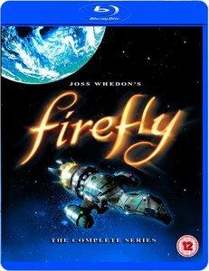 Firefly – Die komplette Serie auf Blu-ray für 10,70€ bei Zavvi.de