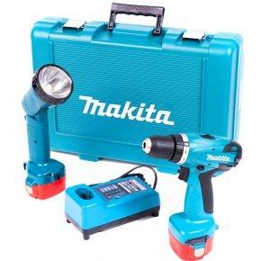 [notebooksbilliger.de][NBB] Makita 6271DWPLE Akku-Bohrschrauber Set 90,99€