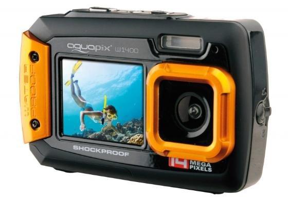 [Dealclub] Aquapix W1400 Active Unterwasser-Digitalkamera 14 Mega pixel CMOS sensor