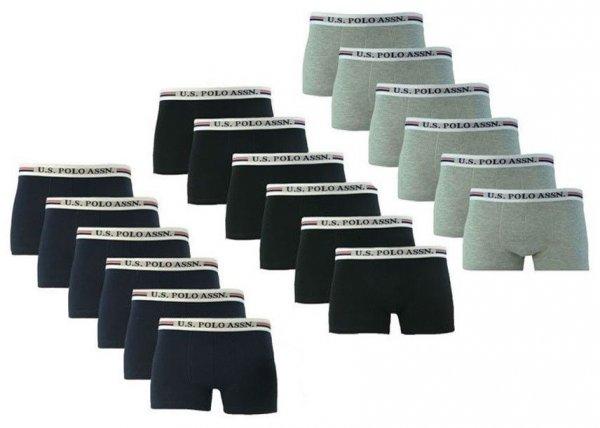 [ebay wow] U.S. POLO ASSN. Herren-Boxershorts in  6er Pack + Geschenkbox für 29,99€ inkl. Versand