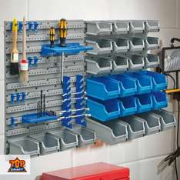 [UPDATE: ALDI-SÜD] Ordnungs- und Aufbewahrungsset für Werkstatt und Haus