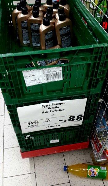 (Nürnberg ) Kaufland  Syoss 0.88€  Freebie möglich