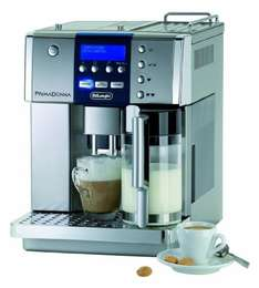 DeLonghi One Touch ESAM6600 Kaffee-Vollautomat PrimaDonna aus WHD