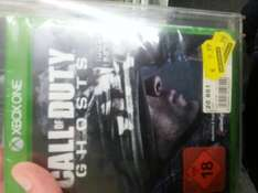 (Lokal) Call of Duty Ghosts Xbox One für 9,99€