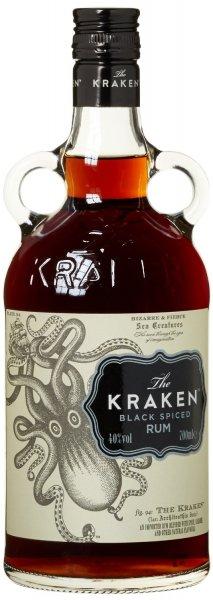 The Kraken Black Spiced Rum (1 x 0.7 l) für 22€ @Amazon Blitzangebot