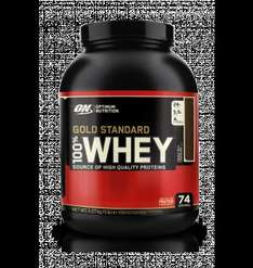 Optimum Nutrition 100 % Whey Gold Standard Protein French Vanilla 2273g Nur 39,59 Euro  [Amazon Blitzangebot]