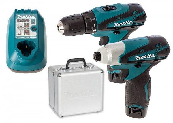 Makita Akku Bohrschrauber Set für nur 144,99€ Versand kostenfrei