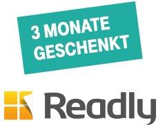 (Telekom-Kunden) Drei Monate Readly kostenlos