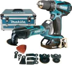 Rakuten Makita DLX2031YX1 Combo-Kit + 89,40 SP