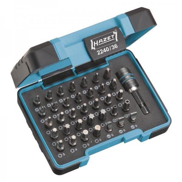 Hazet Profi-Bit-Box 2240/36 FÜR 27,90 EURO