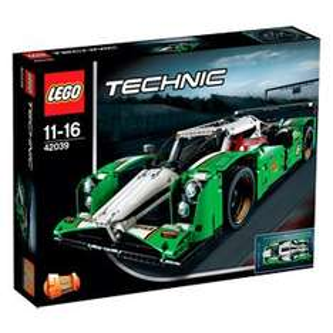 [Real.de] - 42039 Lego Technic Langstrecken-Rennwagen für 55€ (bei Marktabholung)