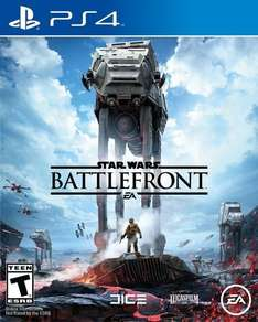 [US PSN] Star Wars Battlefront PS4