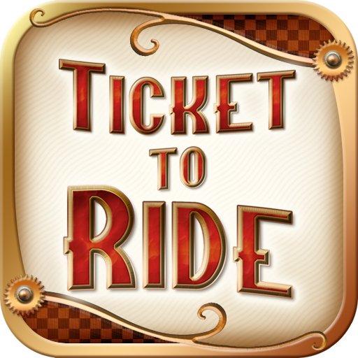 [ios - iPhone+iPad] Ticket to Ride (2,99€, sonst 6,99€ und alle Erweiterungen nur 4,99€) - sehr gutes Brettspiel für iPhone und iPad