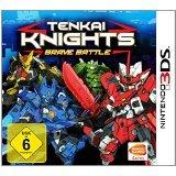 [Amazon.de]  Nintendo 3ds /Wii U / PsVita Spiele - Neu  oder  gebraucht ab  3,95€  /   Tenkai Knights - Brave Battle / Frogger 3D / OUTDOORS UNLEASHED AFRICA 3D 3DS / Hello Kitty und Freunde - Rund um die Welt  uvm.