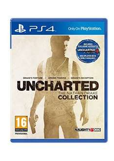 [base.com] Uncharted: The Nathan Drake Collection PS4 für 31,74€ inkl. Versand