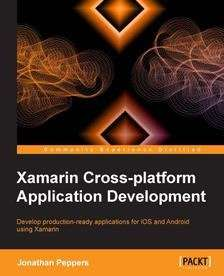[Ebook] Xamarin Cross-platform Application Development (englisch)