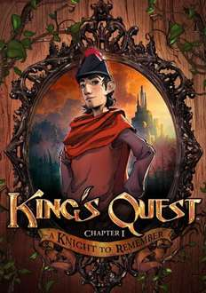 [Amazon]  King's Quest Chapter 1 [PC Code - Steam]