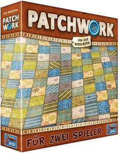 Patchwork 9,99 € [Spiele-Offensive Adventskalender]