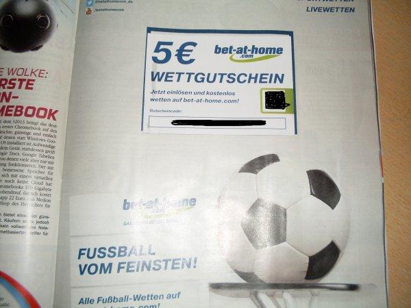 Computerbild kaufen + 5 euro bet-at-home gratis