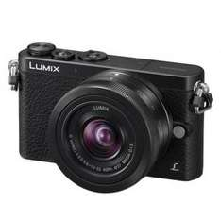 Panasonic Lumix DMC-GM1KEG-K  Kit (12-32 mm) Schwarz 299,00€ (Redcoon) Versandkostenfrei
