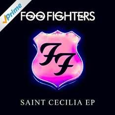 Amazon gratis MP3 Mini Album - Foo Fighters - Saint Cecilia EP