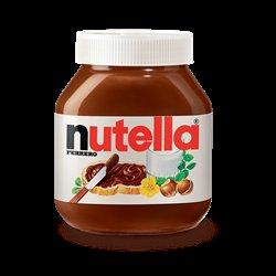 Nutella 450g Glas 0,70€  [Möbel Hesse am 27.12]