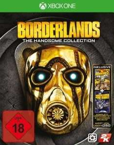 [Redcoon] Borderlands: The Handsome Collection (Xbox One) für 19,99€