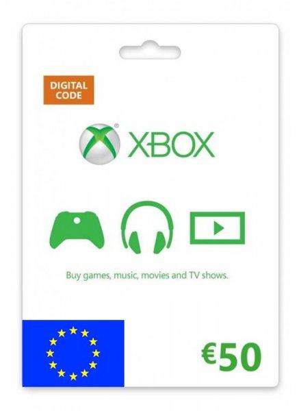 Xbox Live 12 Monate für 32€