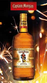 Norma Captain Morgan Spiced Gold Limited Edition in Fassoptik