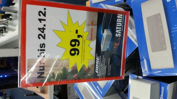 [Lokal Chemnitz] Bose Soundlink Mini 2 für 99€ bei Finanzierung