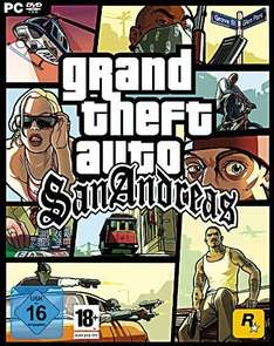 GTA San Andreas Steam Key [gameladen.com]