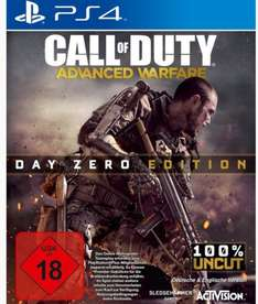 [Gamestop] Call of Duty Advanced Warfare Day Zero Edition PS4