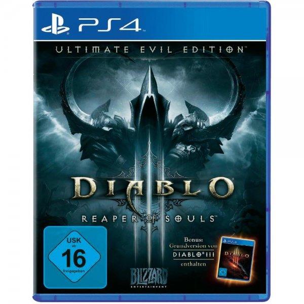 [Redcoon] Diablo 3 - Ultimate Evil Edition  (PS4) für 19,90€ versandkostenfrei
