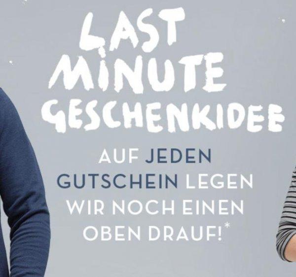 [ArmedAngels.de] Bei Gutscheinkauf 20% - 37,5% oben drauf (z.B. 200€ Gutschein kaufen + 75€ Gutschein geschenkt)