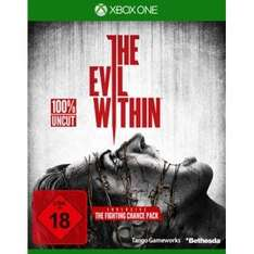 The Evil Within Xbox One für 17,90€ (incl. Versand) USK UNCUT Version @Redcoon
