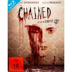 [redcoon.de] Chained Limited Steelbook Blu ray für 5,99€ inkl. Versand