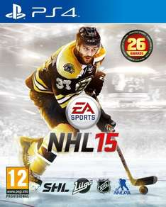 EA Sports NHL 15 für PlayStation 4 via Coolshop 14,95 inkl. Versand