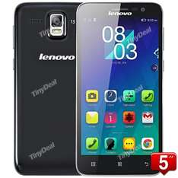 "LENOVO A806 5"" IPS HD 13MP Octa-core 2GB Ram 16GB ROM LTE108€ inkl Versand & EuSt oder 114€ Versand aus DE @tinydeal"