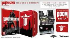 [game.uk.co] Wolfenstein: The New Order Occupied Edition (One/PS4) für 17,60€