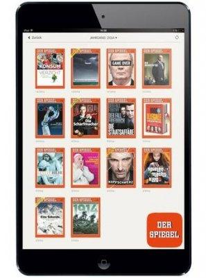 Last-Minute Weihnachtsübersicht: Der Spiegel eMagazin, Auto Bild, Computer Bild, Welt am Sonntag (Links im ersten Kommentar)