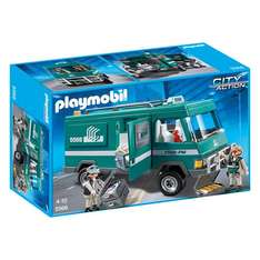 [Real] Playmobil 5566 Geldtransporter