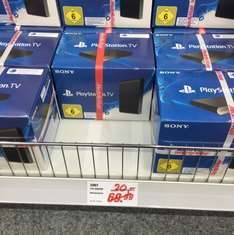 Ps4 PlayStation TV 20€ Lokal Media HH Oststeinbek
