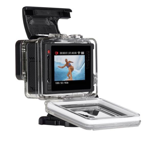 Amazon Warehouse Deals: GoPro Hero 4 Silver für 216 Euro!