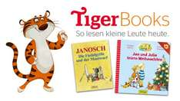 [Android/iOS] TigerBooks - Janosch oder Jan und Julia
